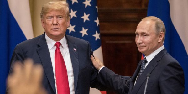 Trump reportedly fawned over Putin after their meeting and told aides the Russian leader was strong, smart, and cunning