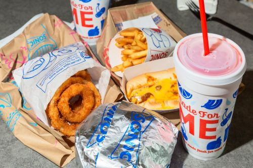 We visited beloved American fast-food icon Sonic for the first time. Here's the verdict