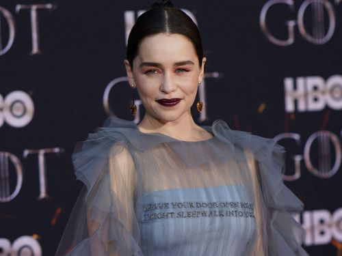 Emilia Clarke turned down 'Fifty Shades of Grey' because she felt 'pigeonholed' by her nudity on 'Game of Thrones'