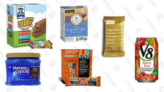 Fill Your Pantry With a Bunch of Discounted Grocery Staples, Today Only
