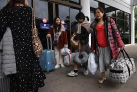 Flights, ferry services resumed in Thailand post Pabuk tropical storm