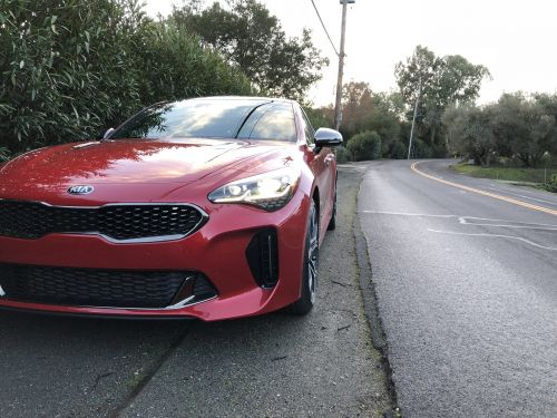 I drove a $52,000 Kia Stinger and am convinced it is the best car the company has ever made