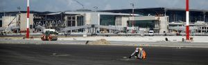 Opening of Istanbul's new airport delayed till March 2019