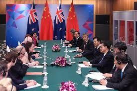 NZ worries about deteriorating Chinese ties