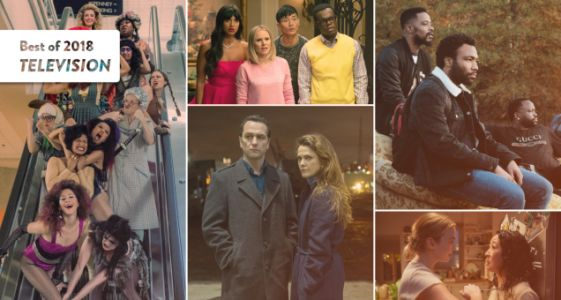 The best TV of 2018