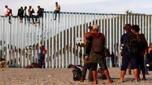 Tijuana tourism gets hampered by migrant caravan