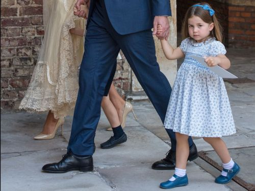 Princess Charlotte won't automatically inherit a new title once Prince William becomes king - here's why