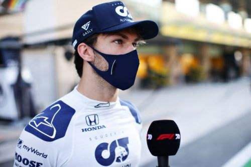 F1 Driver Pierre Gasly Tests Positive For COVID-19