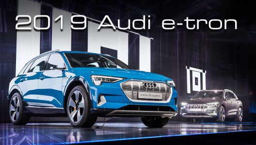 2019 Audi e-tron Electric SUV: Everything You Need To Know