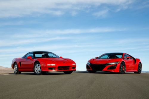 Here's A Ton Of Archive Photos And Fun Facts For The Acura NSX's 30th Birthday