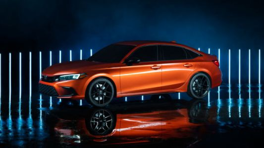 Let Honda's Product Planning Boss Walk You Through The New 2022 Civic Prototype