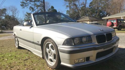 At $4,500, Could This 1999 BMW M3 Convertible Have You at Hello?