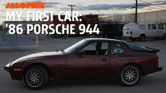 Here's How I Blew Up My First Car: A Porsche 944