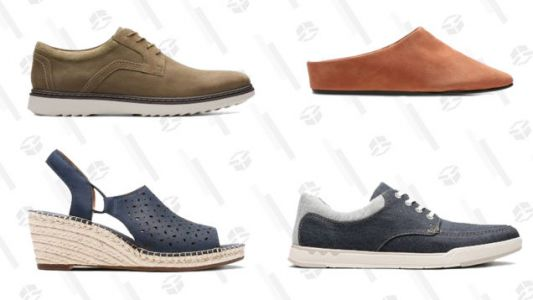 Step Into Spring With a New Pair of Clarks, Now 20% Off