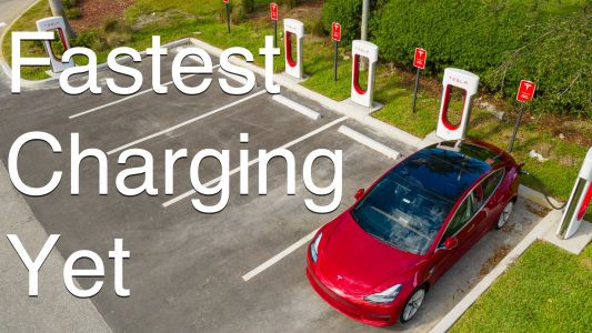 Tesla Launches V3, 250 kW+ Supercharger. Here's What You need To Know