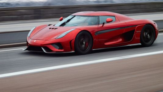 Hearing The Koenigsegg Regera Beat A Bugatti Record Without Changing Gears Is So Unsettling