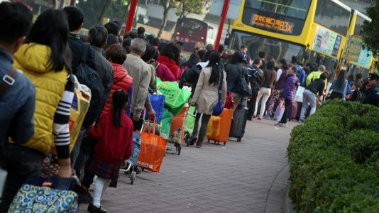 Chinese visitors & their frenzy shopping style!
