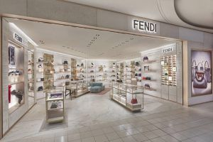 Fendi Opens its First Heathrow Terminal 3 Boutique