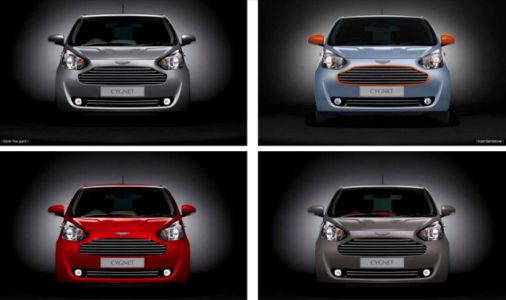 The Aston Martin Cygnet Is a Future Classic