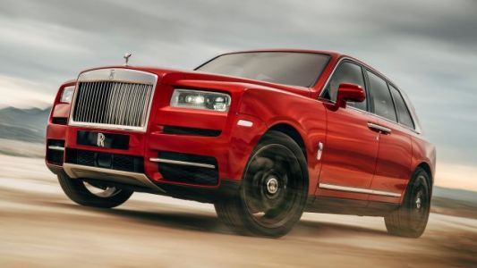 Rolls Can't Keep Up With Demand For Cullinan