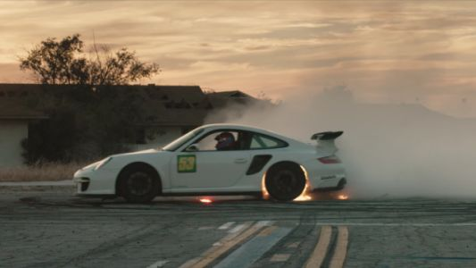 Watch This Modified Porsche 911 Hooning Its Heart Out in a Tony Hawk Pro Skater 4 Tribute
