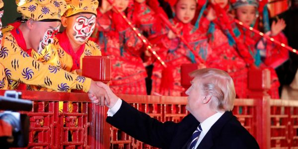 Trump is hyping up US-China trade talks - but even his supporters are bashing the deal