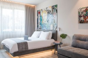 LINK hotel & hub opens doors to new age professional and millennial guests