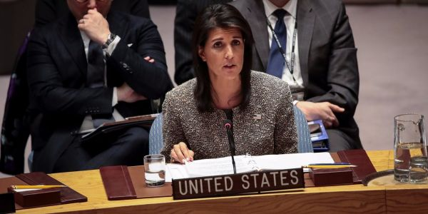 The US has withdrawn from 'hypocritical and self-serving' UN Human Rights Council for being a 'cesspool' of bias, particularly against Israel