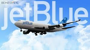 JetBlue Airways Reports December Traffic