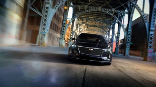 The 550-Horsepower Cadillac CT6-V Is Here and Starts at $88,790