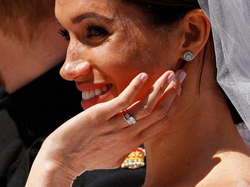 Meghan Markle inadvertently started a face tattoo trend