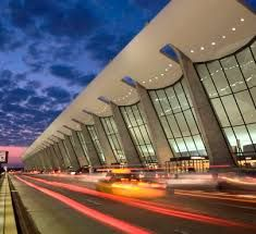 Washington Dulles International Airport lowers airline costs by selling unused land