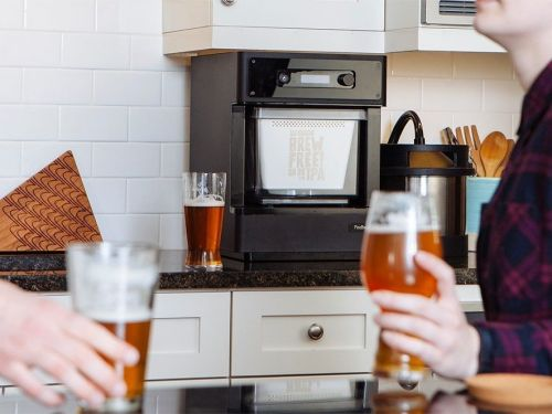 This $350 beer-making machine isn't cheap, but it takes the guesswork out of home brewing for beginners and doubles as a sous vide