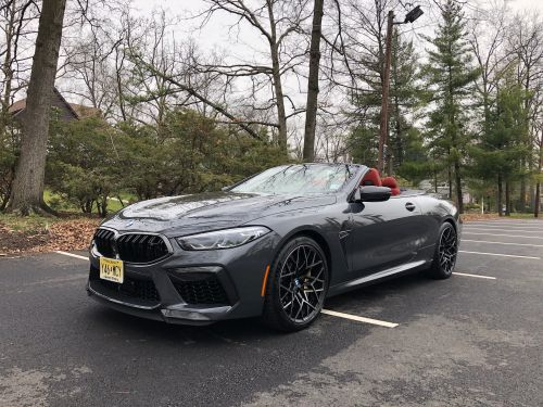 I drove a $178,000 BMW M8 Competition convertible to find of the lavish drop-top could combine power and style - here's the verdict