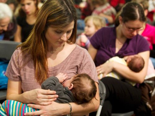 Trump sided with formula manufacturers to try to stop a pro-breastfeeding resolution at the United Nations