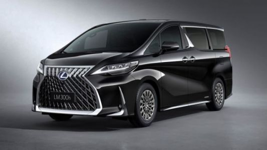 This Lexus LM Minivan Might Be the Ugliest Thing I've Ever Seen and it's Beautiful