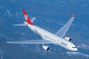 Turkish Airlines adds new international flight routes to boost tourism