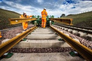 Tender For New £5bn Railway Track Alliances Launched