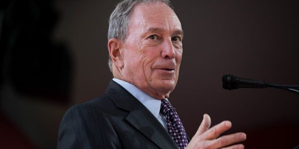 Billionaire Michael Bloomberg is launching a rival to Davos - and it's all about China