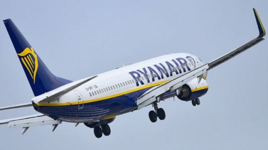 Ryanair returns to European skies with 1000 daily flights