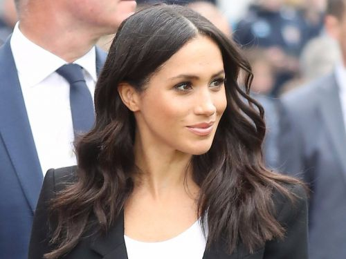Meghan Markle wore a pantsuit that proves she's not done taking royal risks
