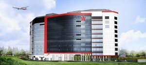 Hong Kong Airlines Aviation Training Centre Obtains Occupation Permit