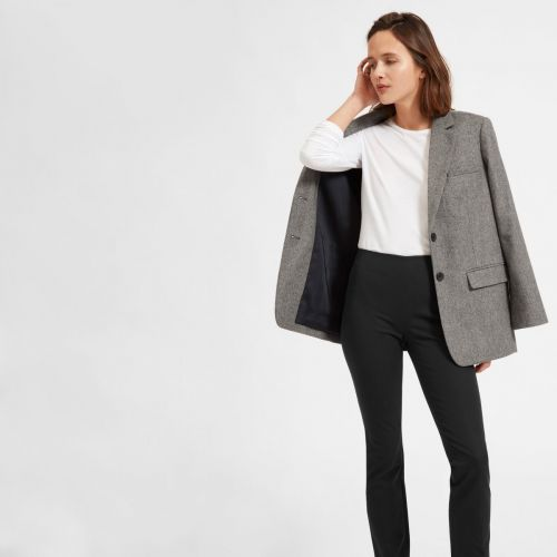 Everlane's $50 work pants compete with pairs that are 4 times the price - and they're finally back in stock after nearly 5 months