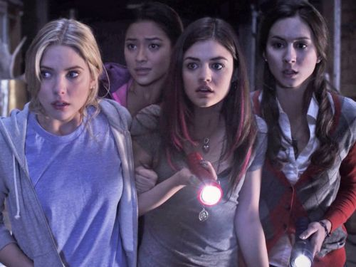 WHERE ARE THEY NOW: The cast of 'Pretty Little Liars'