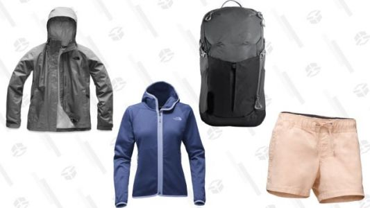 REI Outlet's The North Face Sale Has More Than Just Winter Clothes