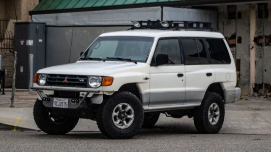 Here's Why a Mitsubishi Montero is the Best Buy in Classic SUVs Right Now