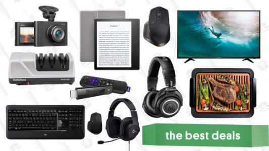 Thursday's Best Deals: AirPods, Logitech Gold Box, Roku Streaming Stick+, BAGGU, and More