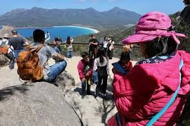 Outdoor activities and farm-gate visits fuel overseas tourism in Tasmania