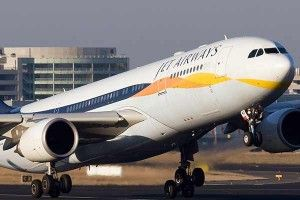 Jet Airways suspends services to international flights