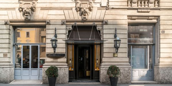 Historic Details and Contemporary Cool Collide at Milan's Sheraton Diana Majestic